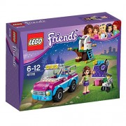 Lego Friends Olivas Car 41116