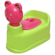 Gold Dust's Baby Traning Potty Seat - Green