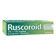 VEMEDIA MANUFACTURING B.V. RUSCOROID CREMA 40G 1%+1%