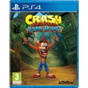 Crash Bandicoot N. Sane Trilogy Remastered PS4