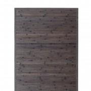 Бамбукова постелка за баня BLOMUS RELAX - цвят тъмнокафяв - 70 x 130 см