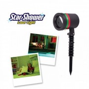 Proiector lumini laser model Star Shower