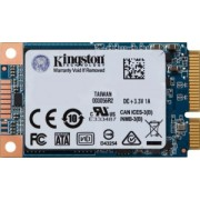 SSD Laptop Kingston - SUV500MS/240G - 240G SSDNOW UV500 mSATA - 240 GB - mSATA - 1.8 inch - 500 MB/s - 520 MB/s