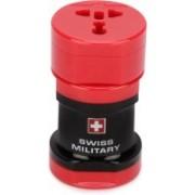 Swiss Military Worldwide Adaptor(Black)