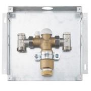 HERZ-Floor Fix, set de reglare pentru încălzirea în pardoseală pentru montaj sub tencuială