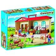 Playmobil Take Along Farm (Multi Color)
