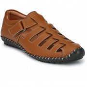 Eego Italy Stylish And Comfortable Anti Skid Rubber Sole Ethnic Sandals