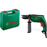 Bosch 0.603.127.00d Trapano A Percussione Battente Potenza 500 Watt 3.000 Giri/min 33.000 Colpi/min + Valigetta + Impugnatura + Asta Profondità - 0.603.127.00d Psb Easy