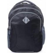 AesA Stylish Dark Grey 15.6 inch Laptop Backpack |Office Bag|School Bag |College Bag |Business Bag | Unisex Travel Backpack Laptop Bag for Women and Men | Backpacks for Girls Boys Stylish | With Rain Cover 26 L Laptop Backpack(Blue)