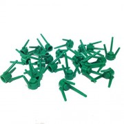 Lego Parts: Plant Flower Stem (PACK of 24 Green Stems)