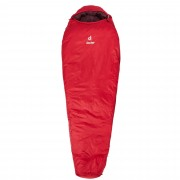 Deuter Orbit -5° - SL Frauen - Kunstfaserschlafsack - rot - 3-Jahreszeiten-Schlafsack