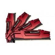 DDR4 32GB (4x8GB), DDR4 3200, CL14, DIMM 288-pin, G.Skill RipjawsV F4-3200C14Q-32GVR, 36mj