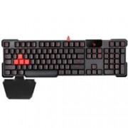 Клавиатура A4Tech Bloody B640, геймърска, оптични суичове, USB