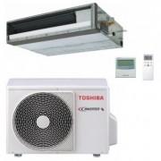 Duct Toshiba 18000 BTU inverter RAV-SM564SDT-E + RAV-SM563AT-E