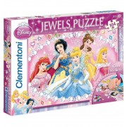 Puzzle 104 Princesas Disney joyas - Clementoni