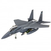 MODEL SET REVELL AVION F-15E STRIKE EAGLE & BOMBS RV63972 - REVELL