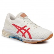 Обувки ASICS - Gel-Quantum 360 5 1021A291 Cream/Classic Red 100