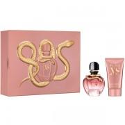 Paco Rabanne Pure XS For Her Комплект (EDP 50ml + BL 75ml) за Жени