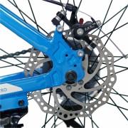 Bicicleta Mtb-Ht 29 Carpat Spartan C2958C cadru aluminiu culoare albastrualb