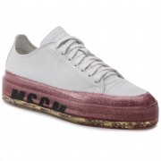 Сникърси MSGM - Floating Sneakers 2642MDS725 860 12 Бял