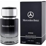 Mercedes benz intense eau de toilette 75 ml