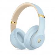 Beats Studio3 Wireless - професионални безжични слушалки с микрофон и управление на звука за iPhone, iPod и iPad (светлосин)
