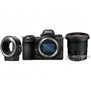Kit aparat foto Nikon Z6 (cu obiectiv 14-30mm F4) + adaptor FTZ