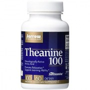Jarrow Formulas Theanine Promotes Relaxation 100 mg 60 Caps