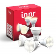 Innr Smart Lamp GU10 White, 4-pack