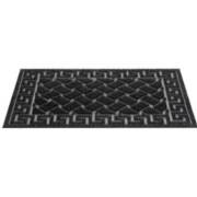 Gumi lábtörlő, görög mintás/Cikksz:111029