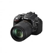 Refurbished-Very good-Reflex Nikon D5300 Black + Lens 18-105mm f/3.5-5.6