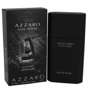 Azzaro Pour Homme Edition Noire Eau De Toilette Spray 3.4 oz / 100.55 mL Men's Fragrances 540456