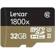 Lexar Professional 1800x 32 GB MicroSDXC Class 10 270 MB/s Memory Card