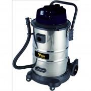Bidone aspirapolvere vigor vba-50l inox watt 1200