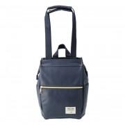 DELDE フェイクレザトートリュックS【QVC】40代・50代レディースファッション