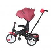 Tricicleta multifunctionala 4in1 Jaguar Red Black Luxe Lorelli