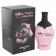 Rose Noire Absolue by Giorgio Valenti Eau De Parfum Spray 3.4 oz