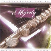 Video Delta Instrumental Praise Series - Majesty - CD