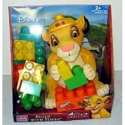 Build with Simba ~ The Lion King