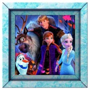 Puzzle 60 piezas Frozen con Marco - Clementoni