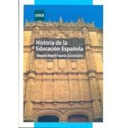 Negrín Fajardo, Olegario/y Otros Historia de la educación española