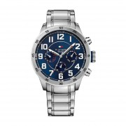 Reloj TOMMY HILFIGER 1791053 Plateado Masculino