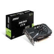 Grafička kartica nVidia MSI GeForce GTX 1060 Aero OC, 6GB GDDR5
