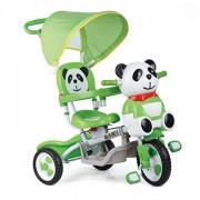 Tricicleta EuroBaby A23-3 7020515 - Verde