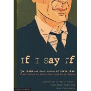 If I Say If: The Poems and Short Stories of Boris Vian/Alistair Rolls