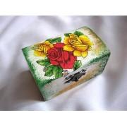 cutie lemn decorata 23153