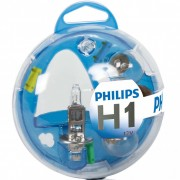Philips Essential Box H1 55W 12V 55717EBKM +30%