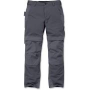 Carhartt Full Swing Steel Multi Pocket Pantalones Negro Gris 34