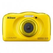 Nikon compact camera COOLPIX W100 (geel)