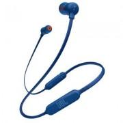 JBL Słuchawki dokanałowe T110BT Niebieski